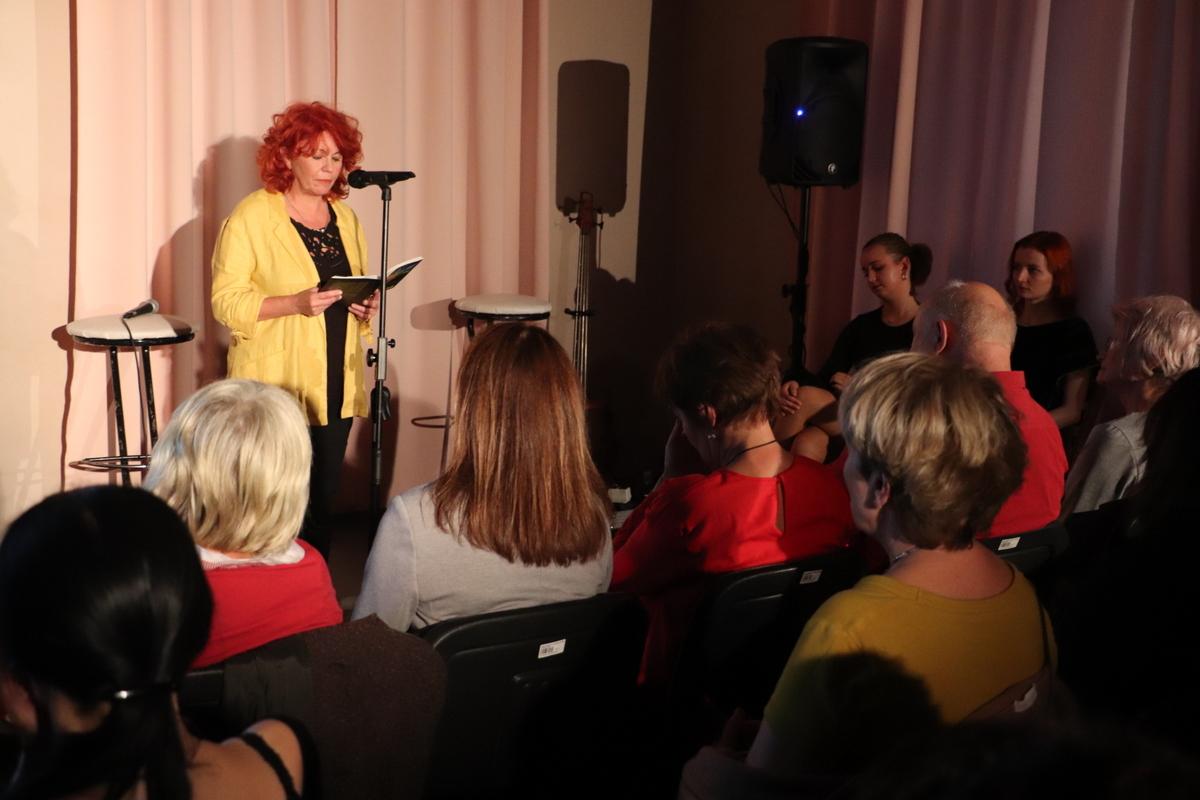 Krystyna Krzyżanowska-Nastulczyk. Fot. : Andrzej Omyliński